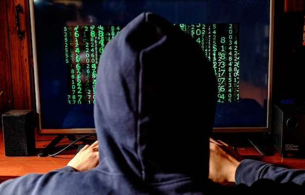 Hackers beschadigen computersystemen