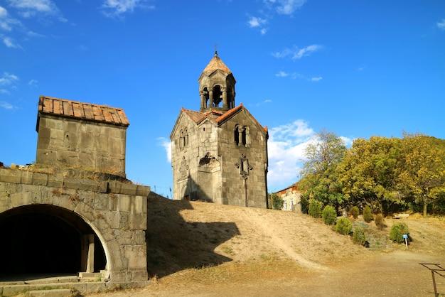 Haghpat-klooster, religieuze architectuur en een belangrijk centrum voor leren in de middeleeuwen, armenië