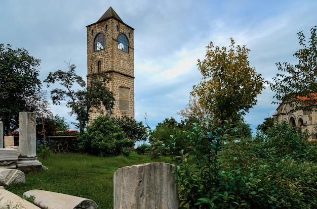 Hagia sophia moskee ayasofya armeense kathedraal in de trabzon