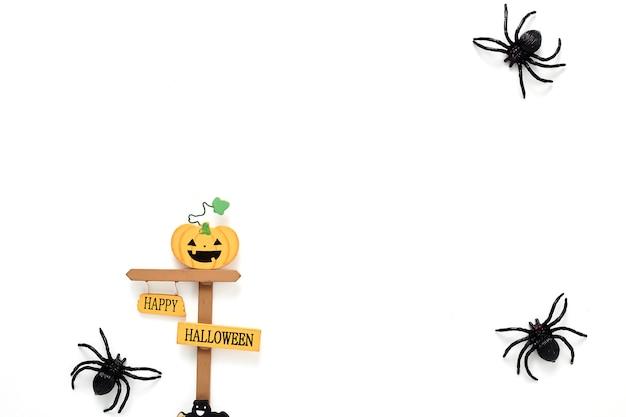 Halloween decoratie vakantie concept