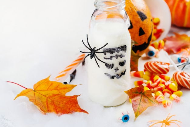 Halloween feest set