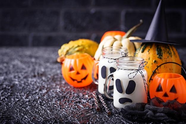 Halloween-spookachtige drankjes voor een feestje