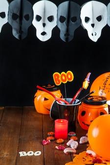Halloween stilleven