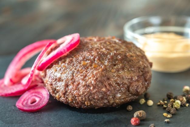 Hamburgse biefstuk