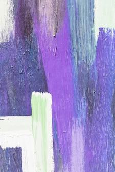 Hand geschilderd op oud hout