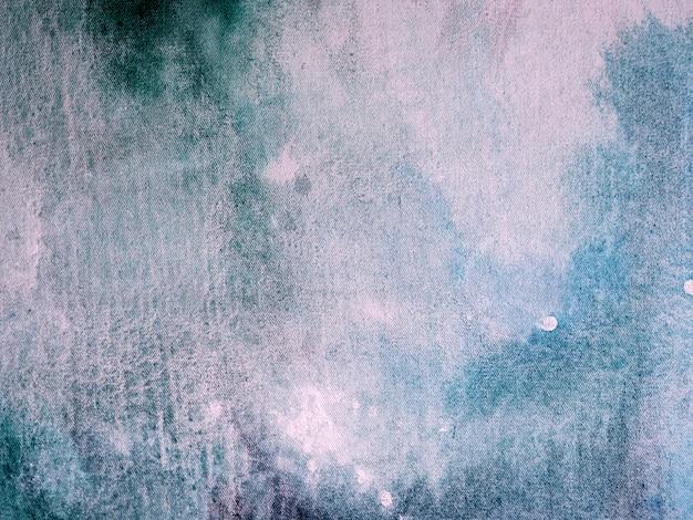 Hand tekenen kleurrijke aquarel abstracte achtergrond en textuur