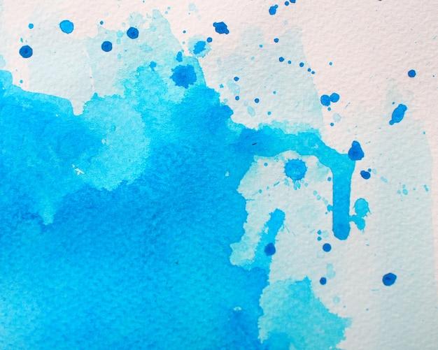 Hand verf abstracte aquarel