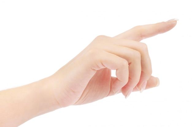 Hand-