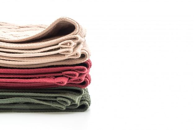 Handdoek op wit