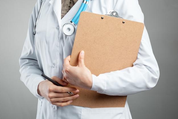 Handen van arts