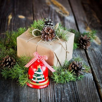 Handgemaakt cadeau voor kerstmis