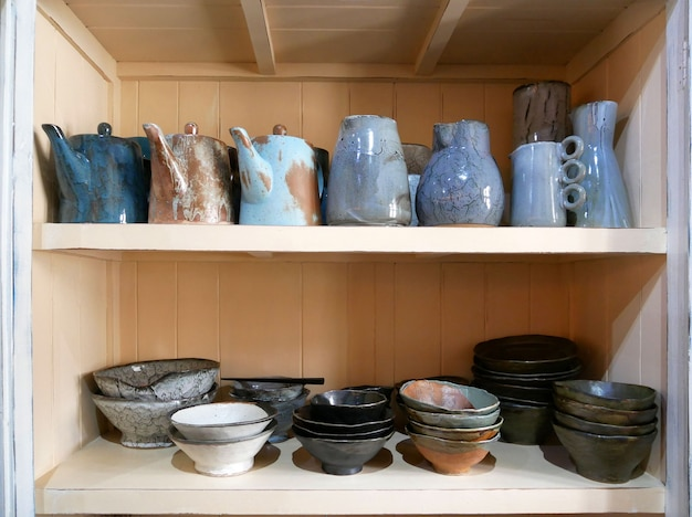 Handgemaakt keramiek aardewerk