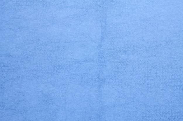 Handgemaakt moerbeipapier blauwe kleur.