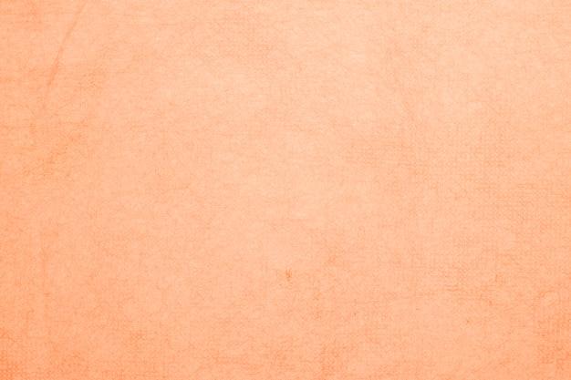 Handgemaakt moerbeipapier oranje kleur.