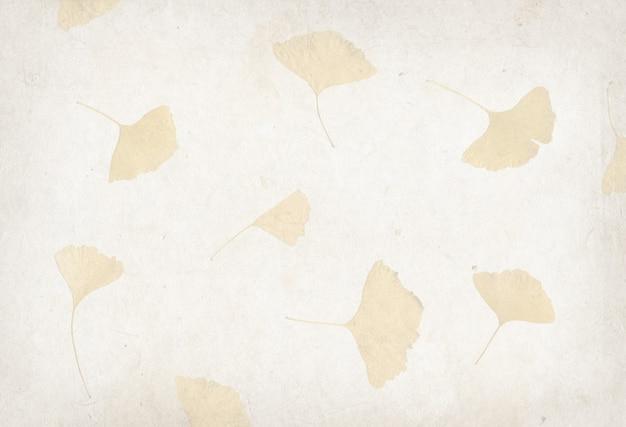 Handgemaakte bloem bloemblaadje papier textuur oppervlak