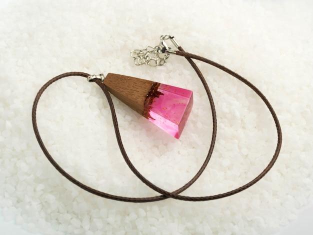 Handgemaakte sieraden hanger