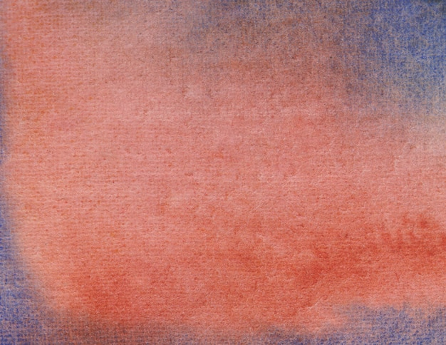Handgeschilderde aquarel achtergrond