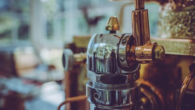 Handmatige molen voor gebrande koffiebonen