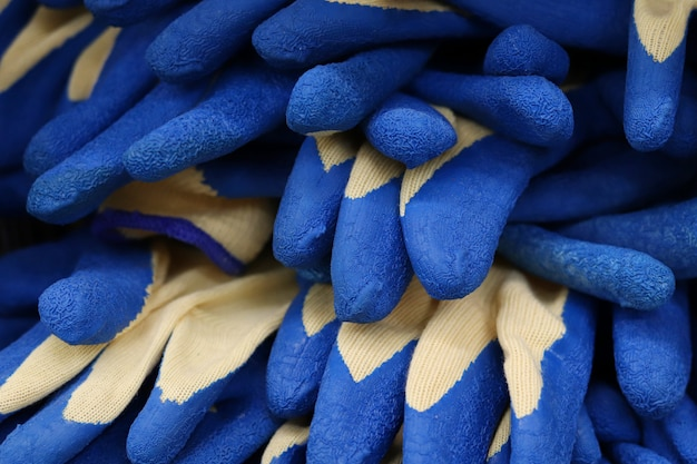 Handschoenen beschermende kleding voor constructie en werk