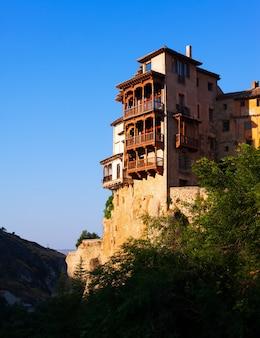 Hangende huizen van cuenca