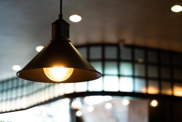 Hangende lichte lamp