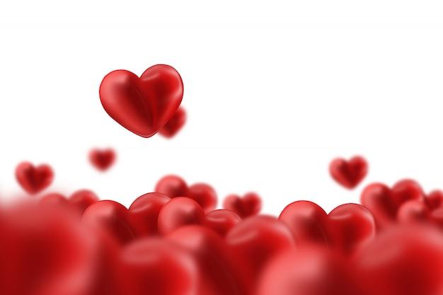 Happy valentine's day achtergrond
