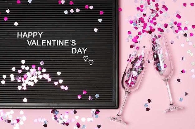 Happy valentines wenskaart
