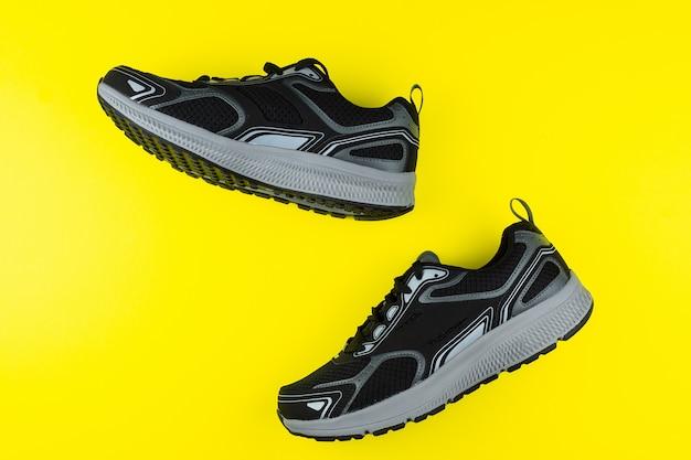 Hardloop- en sportschoenen bovenaanzicht