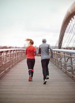 Hardlopen is hun manier van leven