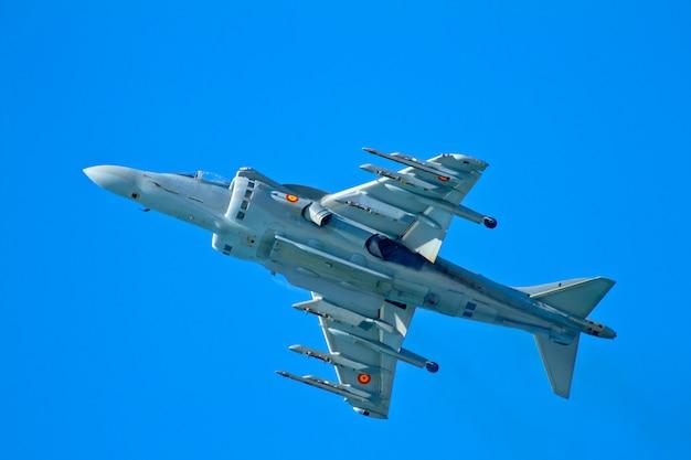 Harrier plus vliegtuig