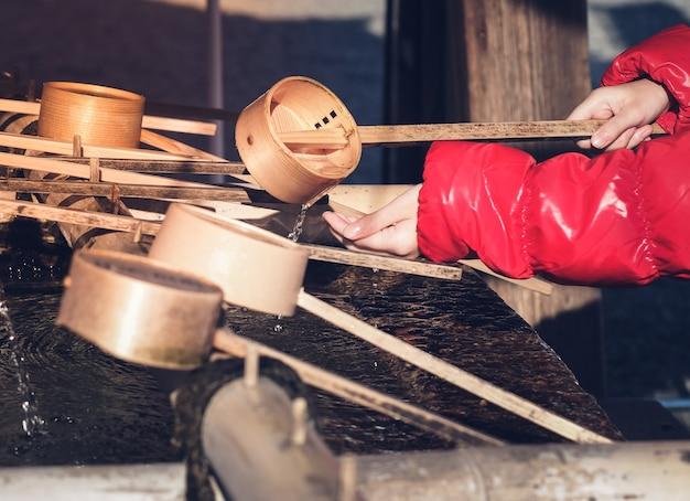 Hatsumoude is de originele japanse ceremonie. daar bezoek je een heiligdom om voor goden te bidden voor gelukkigen