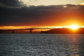Haven van auckland brug