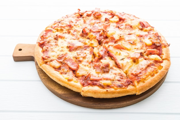 Hawaiiaanse pizza