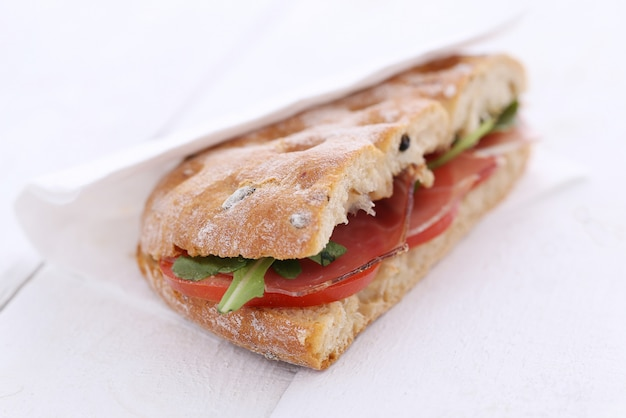 Heerlijk broodje