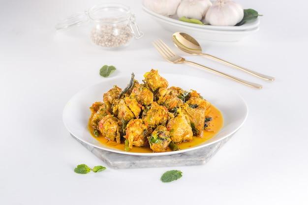 Heerlijk en gezond indonesisch eten ayam woku