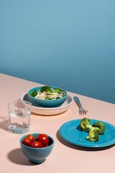 Heerlijk gezond eten arrangement