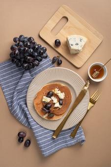 Heerlijk gezond pannenkoeken arrangement