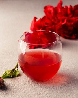 Heerlijk hibiscustheeassortiment