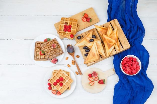 Heerlijk ontbijt met fruit