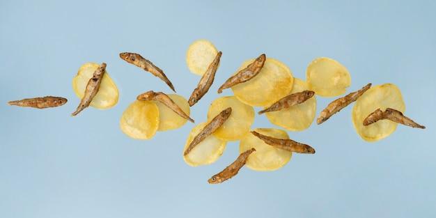 Heerlijk van fish and chips engeland eten
