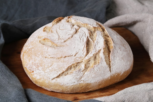 Heerlijk zelfgemaakt brood