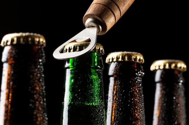 Heerlijke amerikaanse biersamenstelling