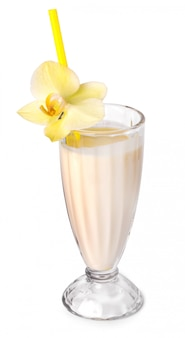 Heerlijke bananenmilkshake