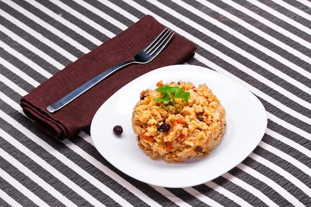 Heerlijke couscous