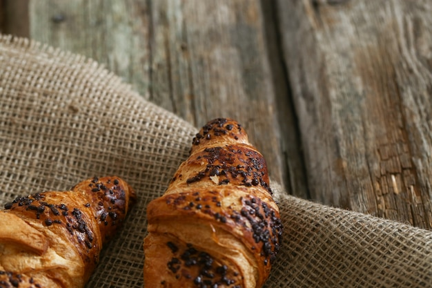 Heerlijke croissant