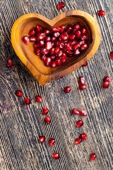 Heerlijke en gezonde granaatappel