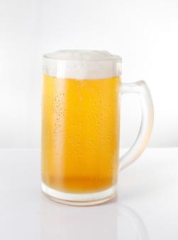 Heerlijke en verfrissende bierpul