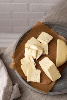 Heerlijke paneer kaas samenstelling