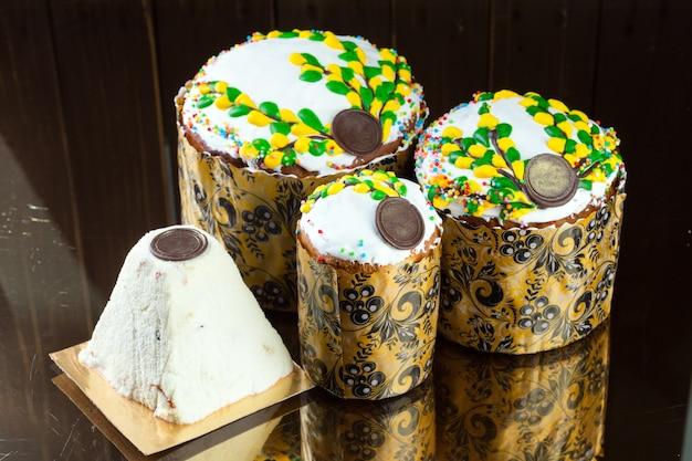 Heerlijke pasen broodcake