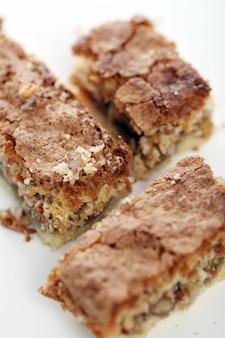 Heerlijke plakjes cake